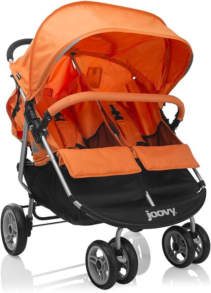 Joovy 8077 ScooterX2 Stroller Black