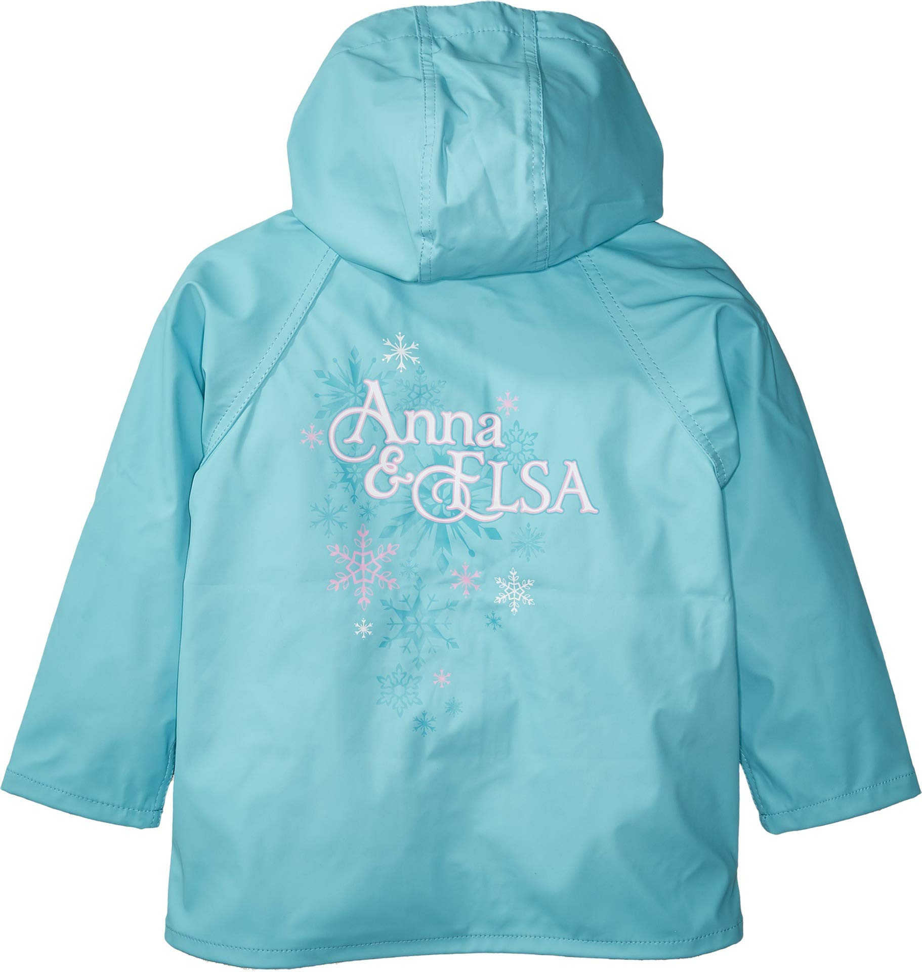 Western Chief Kids Frozen Rain Jacket, Blue, 5 by Western Chief (Image #2)