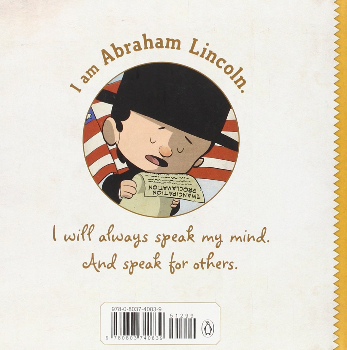 I am Abraham Lincoln Ordinary People Change the World: Amazon.es ...