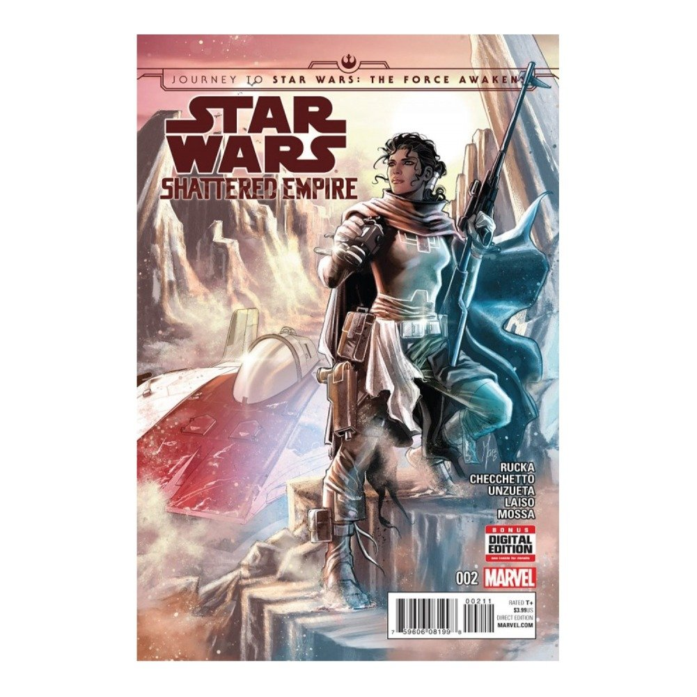Journey To Star Wars Force Awakens Shattered Empire #2 pdf