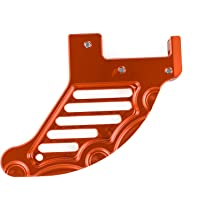 2009 Tusk Billet Rear Disc Brake Guard Orange Fits KTM 450 XC-F 2006