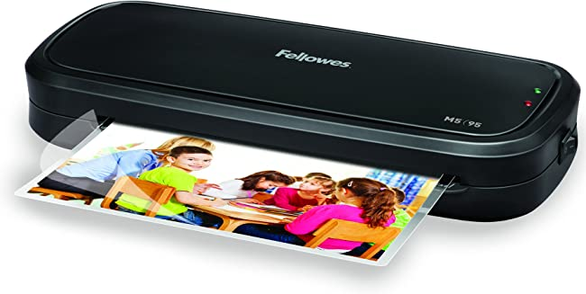 Personal Laminator For Teachers: Fellowes M5-95 Laminator Review