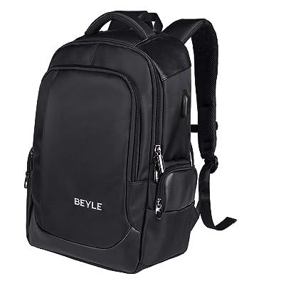 61e1e8bf9742 Beyle リュック メンズ レディース バックパック 大容量 リュックサック 15.6インチ ビジネスリュック pcバッグ