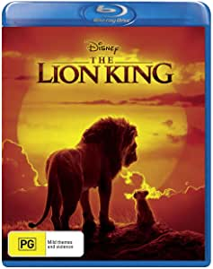 Lion King, The [Live Action] (Blu-ray)