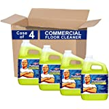 Floor Cleaner from Mr. Clean Professional, Bulk No-Rinse Ready to Use Cleaner Refill for Commercial Use, 1 Gal. (Case of…