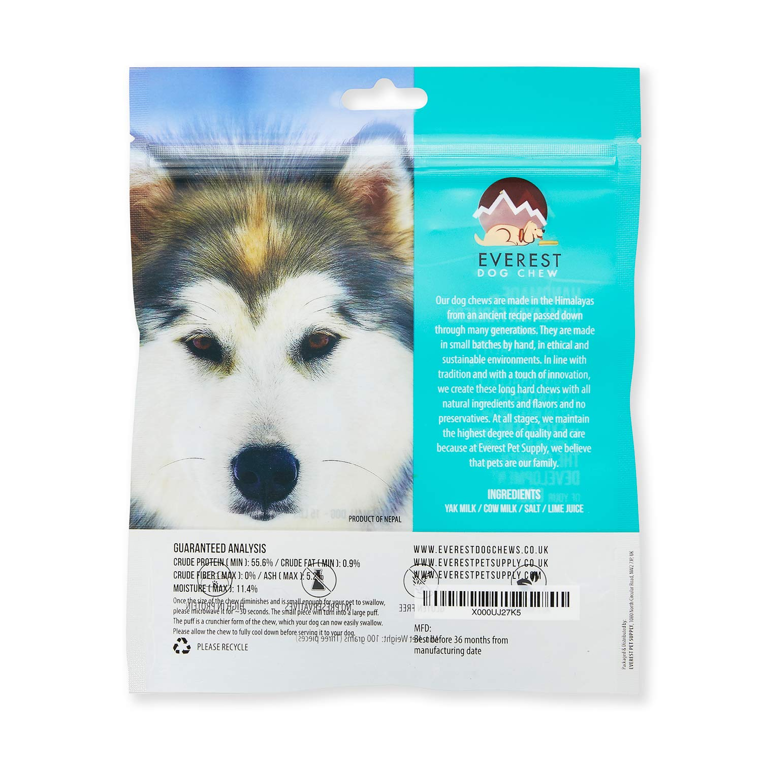 c19a62ea2 Yak Chew for Dogs (Small Dogs): Amazon.co.uk: Pet Supplies