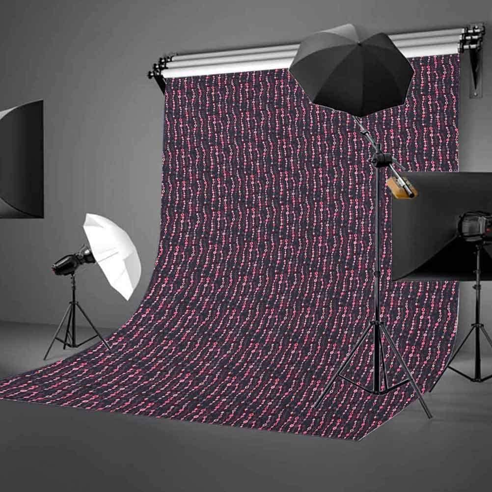 7x10 FT Native American Vinyl Photography Background Backdrops,Borders Seamless Geometrical Pattern in Boho Art Style Background for Photo Backdrop Studio Props Photo Backdrop Wall