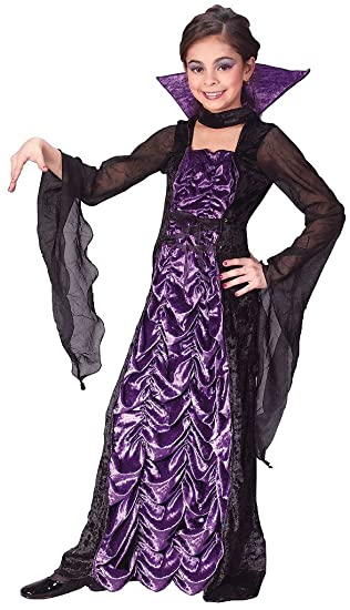 partyland countess of darkness child 8 10 costume - Partyland Halloween Costumes