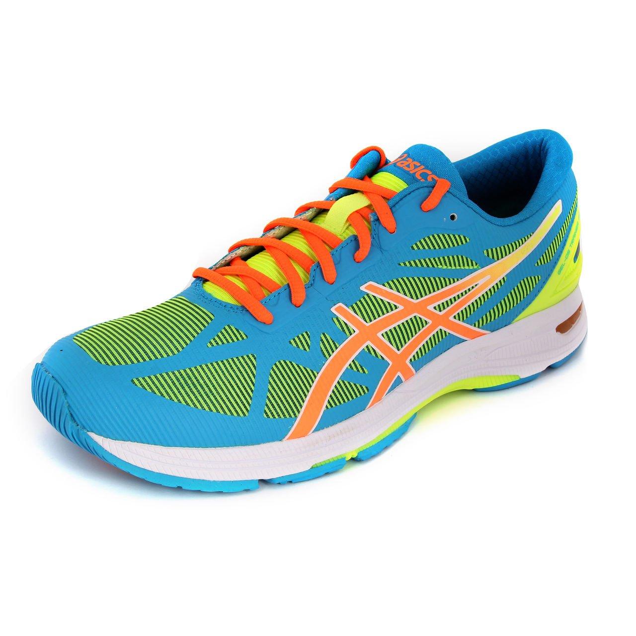 the best attitude 9ff33 6c51f ASICS Men's Gel-Ds Trainer 20 Flash Yellow, Hot Orange and ...