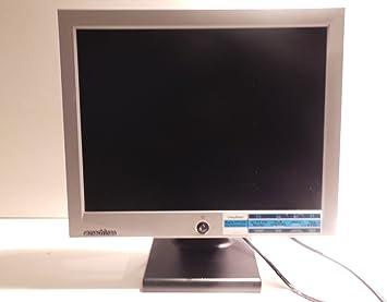 Emachines E15T4 4523 - Monitor de Ordenador (Pantalla Plana LCD, 15 Pulgadas, Modelo #500G), Color Plateado y Negro: Amazon.es: Electrónica