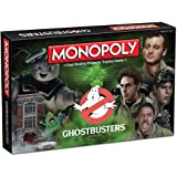 Monopoly: Ghostbusters Edition Board Game