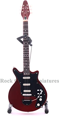 RGM02 Brian May Queen Guitarra en miñatura: Amazon.es: Electrónica