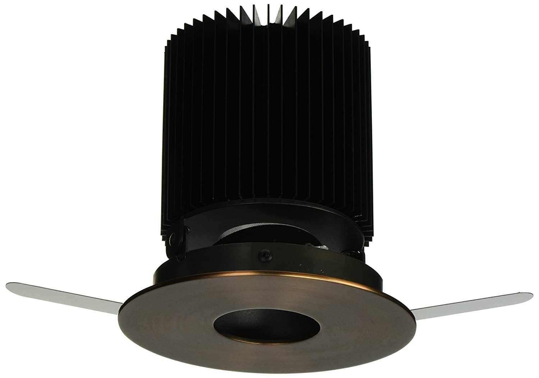 15-Degree Beam Angle WAC Lighting HR-3LED-T618S-27BN Tesla LED 3-Inch Pinhole Round Trim Warm Light 2700K