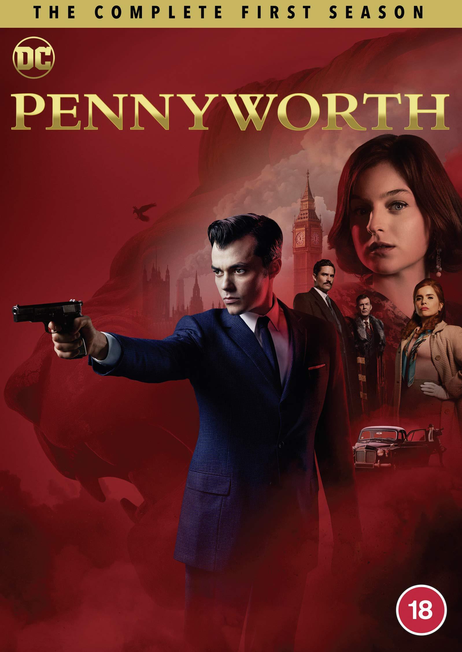 Pennyworth Season 1 Dvd 2019 2020 Buy Online In Mongolia At Mongolia Desertcart Com Productid 206795049