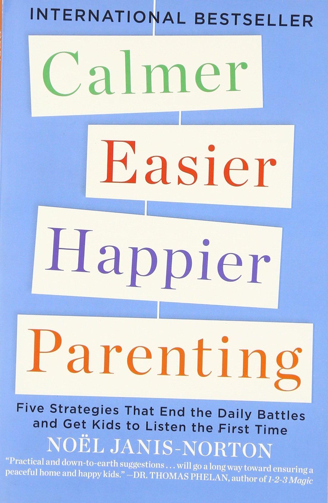Calmer Easier Happier Parenting Strategies product image