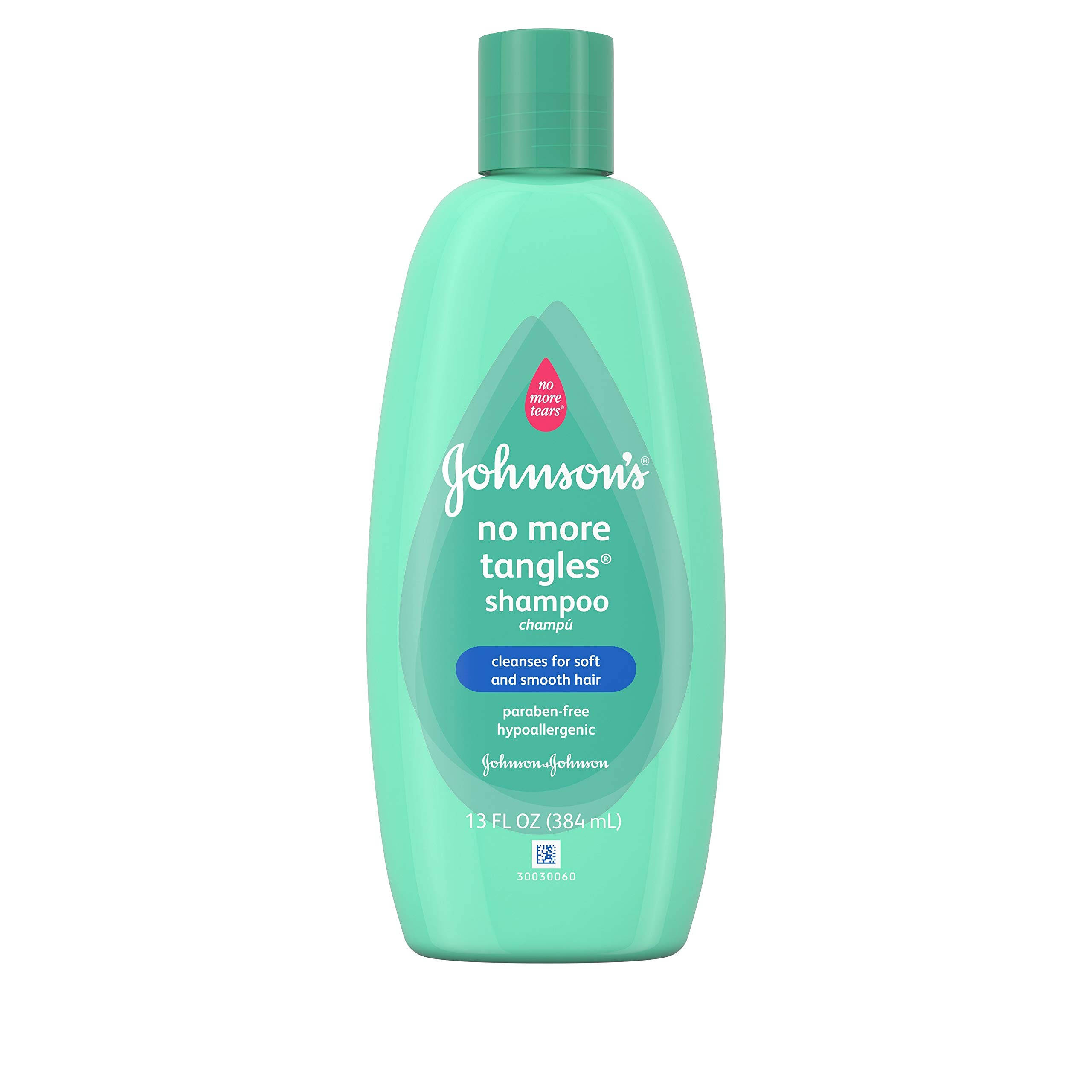 JOHNSON'S Baby No More Tangles Shampoo, 13 Fl oz (Pack of 6) by Johnson's Baby