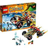 Lego Chima Craggers Fire Striker 70135