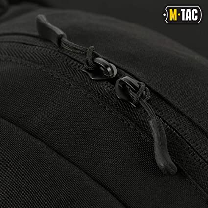 AIWAYING Tactical Waist Fany Pack Military EDC Bag Fishing Bags Army Money Belt Carabiner ClipBlack