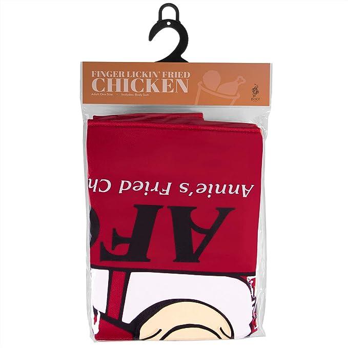 Amazon.com: Fried - Cubo de pollo para Halloween, unisex ...