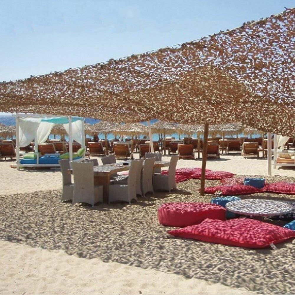protector solar Dese toldo parasol toldo camuflaje Protector solar adecuado para el carro de pesca en la playa protecci/ón de las plantas privacidad para acampar tiro de caza oculto tela oxford