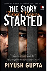 The Story That Never Started Paperback