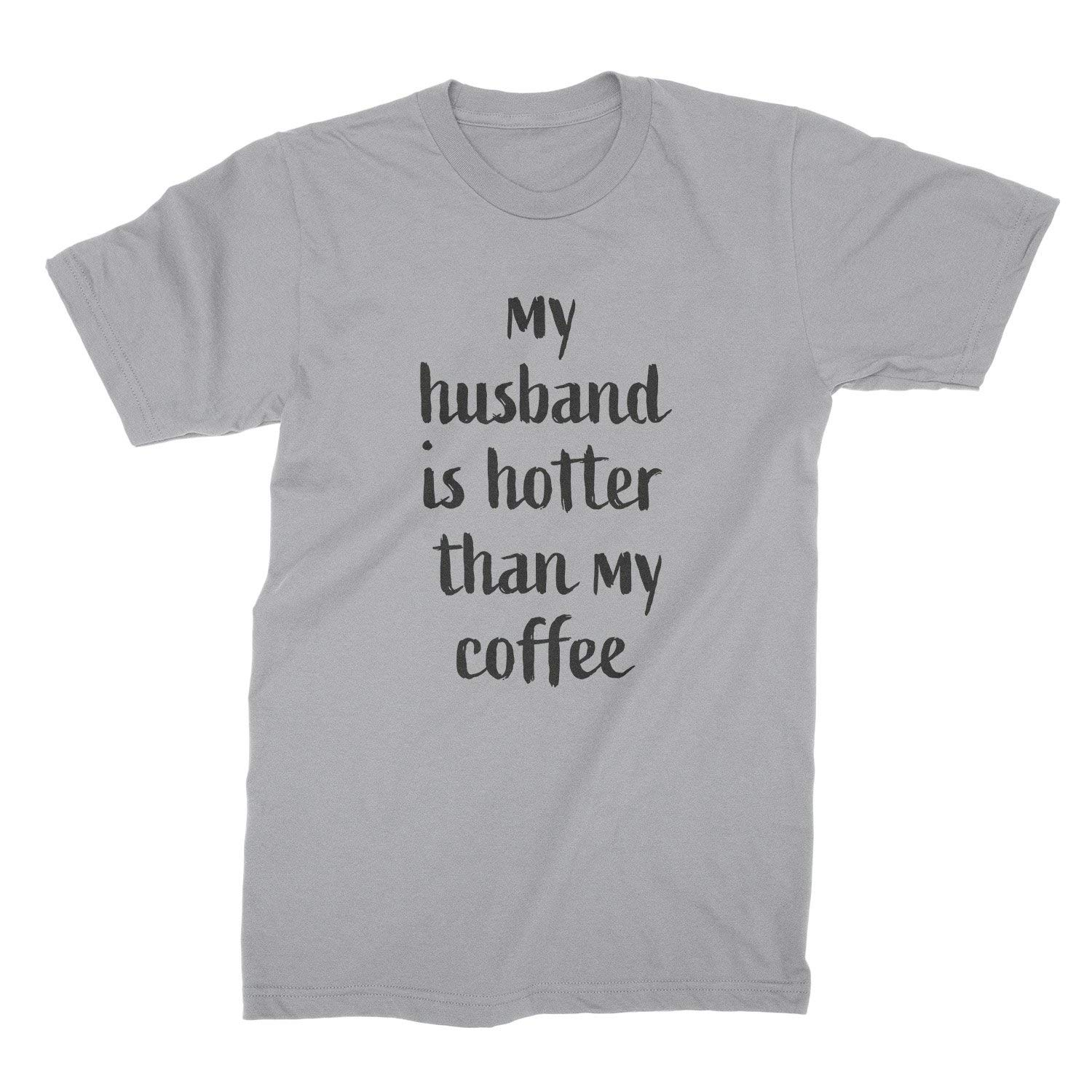 We Got Good My Husband Is Hotter Than My Coffee Funny Shirts For Wife