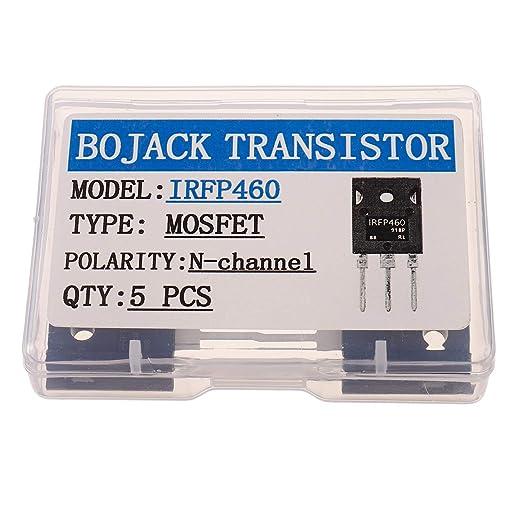 Power MOSFET FQA46N15 150V 50A 85nC 100pF Fast N-CH  q9 2 pc