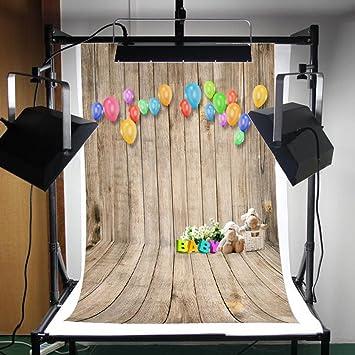 Amazoncom Omgshop 5x7ft Balloon Baby Photography Backdrops Child