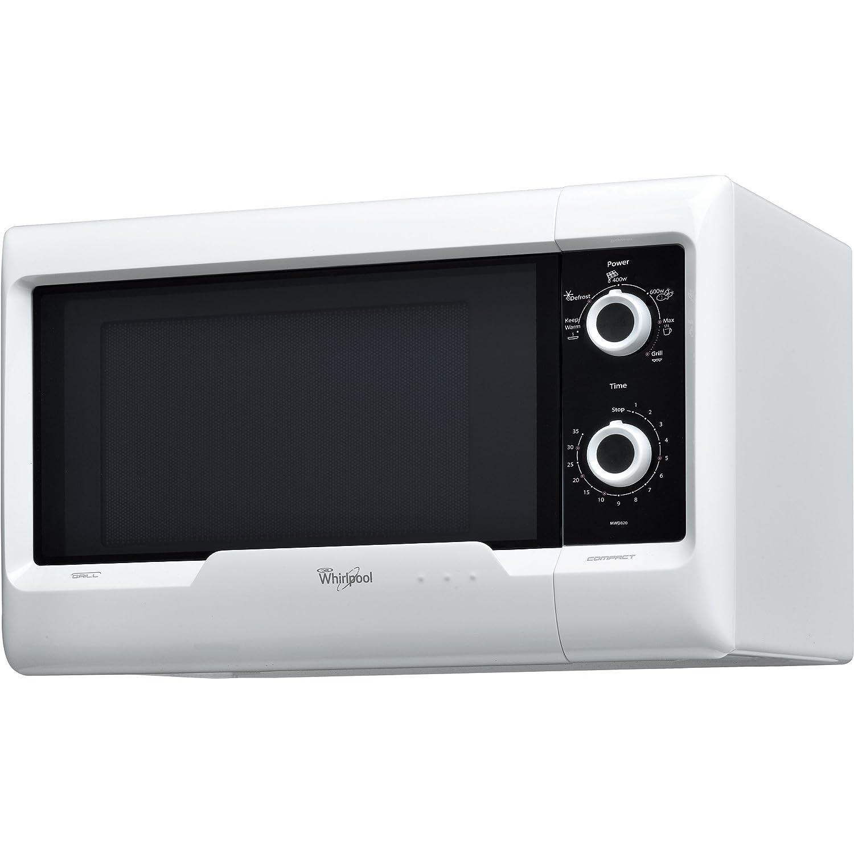Whirlpool MWD320WH Piano di lavoro 20L 700W Bianco forno a microonde