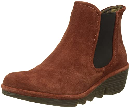 Phil, Botas Chelsea Para Mujer, Marrón (Brick), 38 EU FLY London