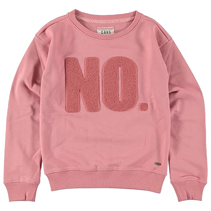 Cars Jeans - Sudadera - Sudaderas - para niña rosa Dusty Pink: Amazon.es: Ropa y accesorios