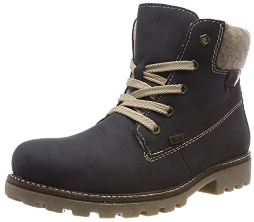 new products 8f7b1 34be7 Rieker Z1420 Damen Kurzschaft Stiefel