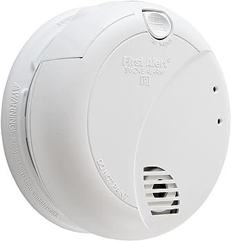 First Alert BRK 7010B Hardwire Smoke Alarm