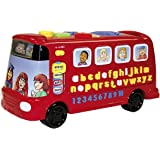 Vtech Playtime Interactive Bus with Phonics