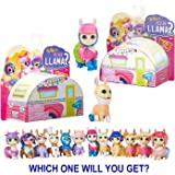 Llama Toys - Who's Your Llama Surprise Figures! Series #1 - 12 Different Collectible Figures! Assorted - Perfect for Birthday Party Favors, Christmas or Hanukkah [Amazon Exclusive 2-Pack]