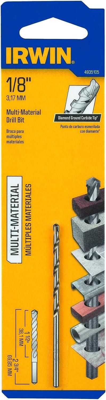 Hole Diameter : 5.8 WEI-LUONG Screw 0.2-20mm HSS Twist Drill Bit Drill