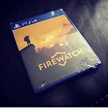 Firewatch   Ps4 (Limited Run #32) by By          Limited Run Games