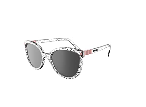 Ki ET LA La Butterfly T6 Gafas de sol, Amarillo/Negro, 5 ...
