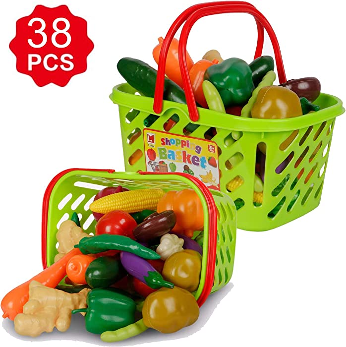 Top 9 Grocery Play Food Set For Kids