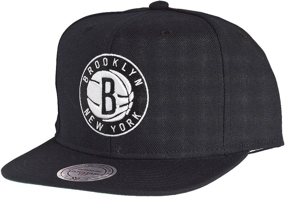 Gorra Brooklyn Nets Mitchell & Ness: Amazon.es: Ropa y accesorios