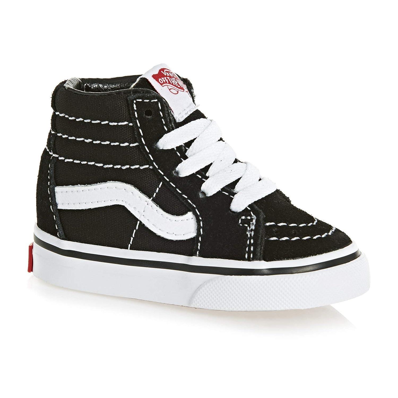 1939cd1418c Amazon.com | Vans TD SK8-Hi Black/True White Suede 6.5 M US Infant | Shoes