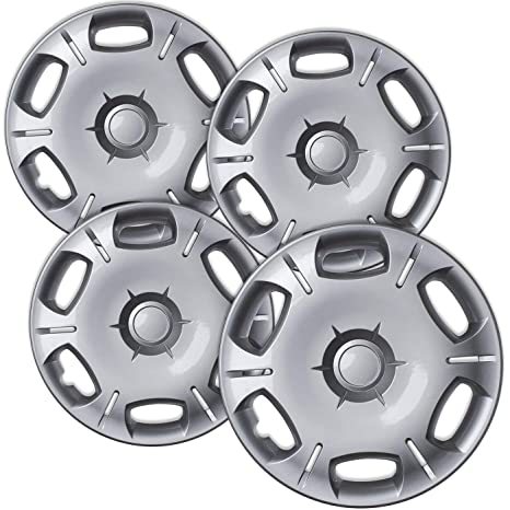 16 inch Hubcaps Best for 2008-2015 Toyota Scion XB - (Set of 4