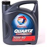 Total 5L Quartz 7000 Energy 10W-40 Aceites de Motor para Coches 5 litros