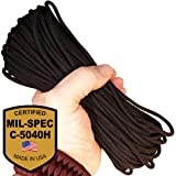 MilSpec Paracord / Parachute Cord, 8 or 11 Strand, 600 or 800 lb. Break Strength. Guaranteed Military Specification Compliant, 550 or 750 Survival Cord, Made in USA. 2 EBooks & Copy of MIL-C-5040H.