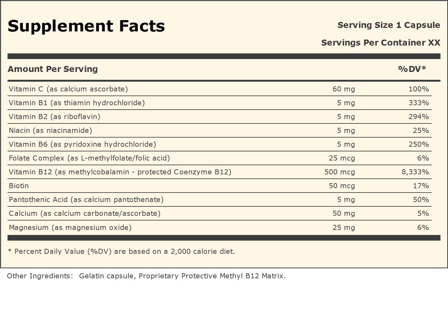 Vitamin B12-500