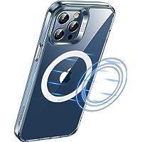 ESR HaloLock uniwersalny pierścień 360, zestaw do konwersji MagSafe, metalowy pierścień MagSafe kompatybilny z iPhone 13…