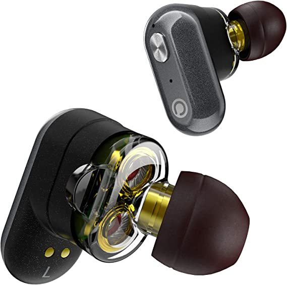 Phaiser Fusion One Dual Dynamic Drivers Wireless Earbuds
