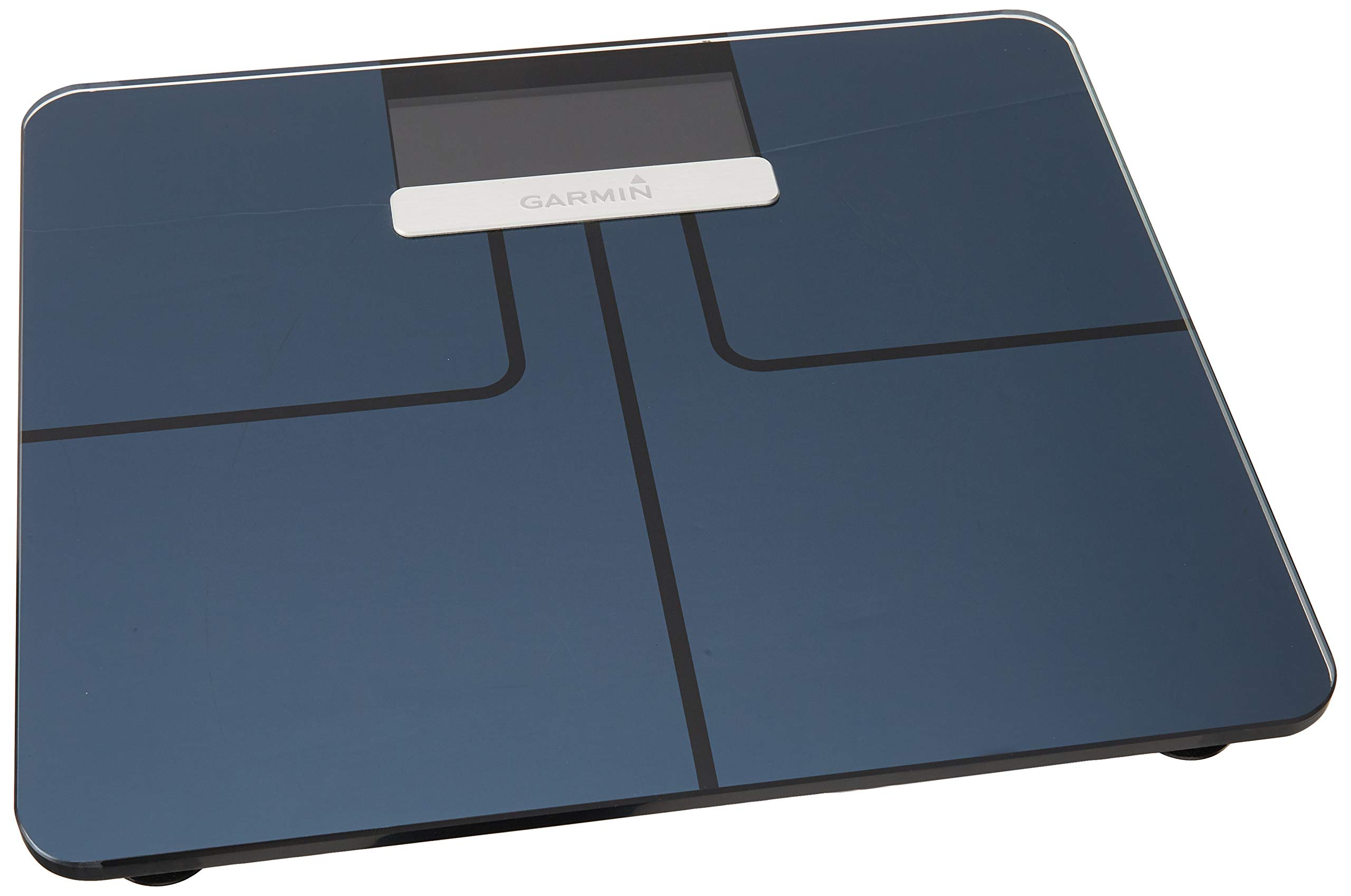 Garmin Index Smart Scale, Wi-Fi Digital Scale, Recognizes Up to 16 Users, Up to 9 Months of Battery Life, Black by Garmin