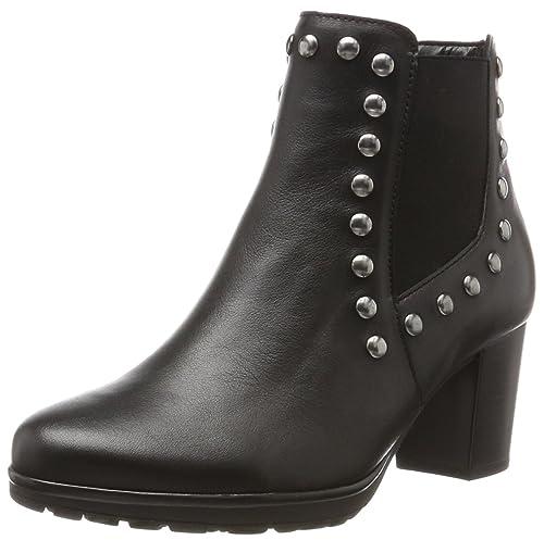 Gabor Shoes Comfort, Zapatos de Tacón para Mujer, Negro (Schwarz 27), 40.5 EU