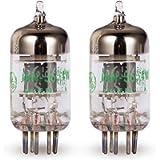 Matched Pair 7-Pin GE JAN 5654W Vacuum Tubes Upgrade for 6AK5/6J1/6Ж1/ EF95/6J1P